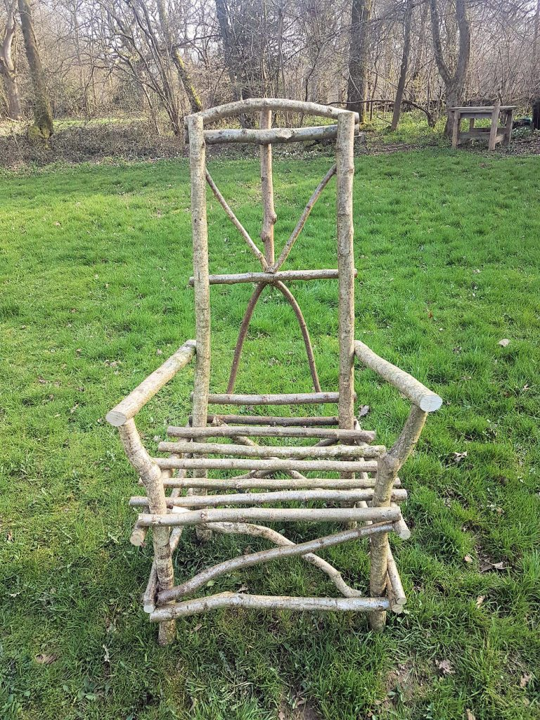 rustic chair making courses